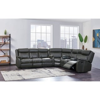 Gin Rummy Seal Sectional