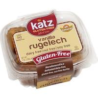 Katz Gluten-free Vanilla Rugelach (2 Pack)