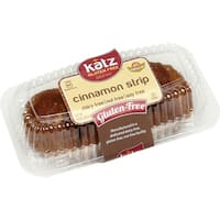 Katz Gluten-free Cinnamon Strip (2 Pack)