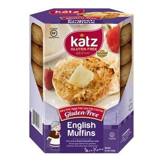 Katz Gluten-free English Muffins (2 Pack)