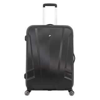BMW 27-inch Black Medium Hardside Spinner Upright Suitcase|https://ak1.ostkcdn.com/images/products/9809851/BMW-27-inch-Black-Medium-Hardside-Spinner-Upright-Suitcase-P16976083.jpg?impolicy=medium