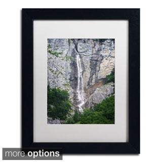 Philippe Sainte-Laudy 'The Power of Water' Framed Matted Art