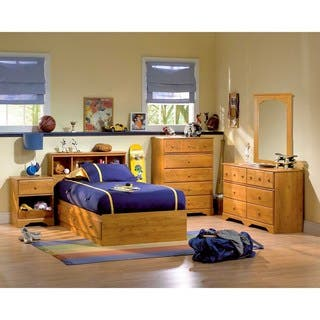 South Shore Little Treasures Country Pine Twin Bookcase Headboard https://ak1.ostkcdn.com/images/products/9810578/P16976708.jpg?impolicy=medium