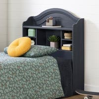 South Shore Summer Breeze Bookcase Headboard