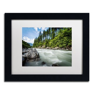 Philippe Sainte-Laudy 'Endless...' Framed Matted Art