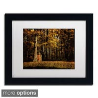 Lois Bryan 'The Clearing' Framed Matted Art