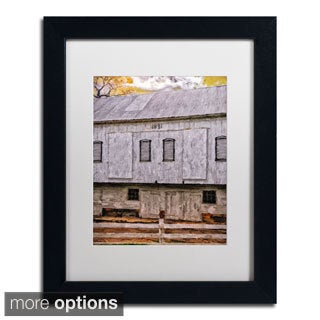 Lois Bryan 'In the Year 1891' Framed Matted Art