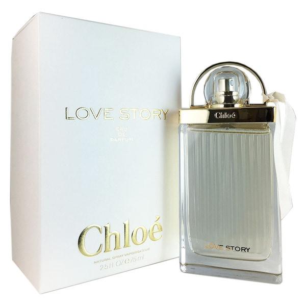 7d3b0f9d9880 Shop Chloe Love Story Women s 2.5-ounce Eau de Parfum Spray - Free Shipping  Today - Overstock - 9810764