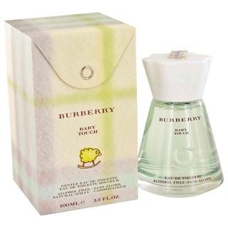 Burberry Baby Touch 3.4-ounce Alcohol-free Eau de Toilette Spray