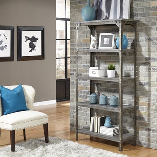 Home Styles Urban Style 5-Tier Storage Shelf