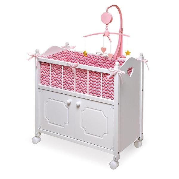Badger Basket Doll Crib Set