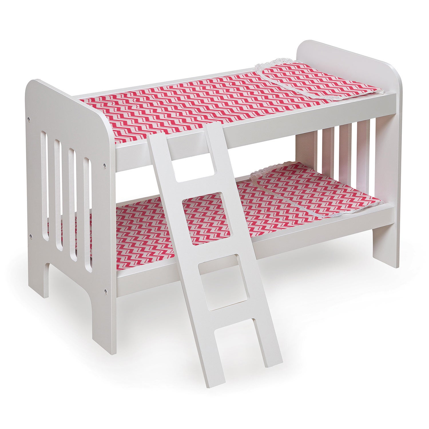 Badger Basket Doll Bunk Bed with Ladder (Doll Bunk Bed wi...