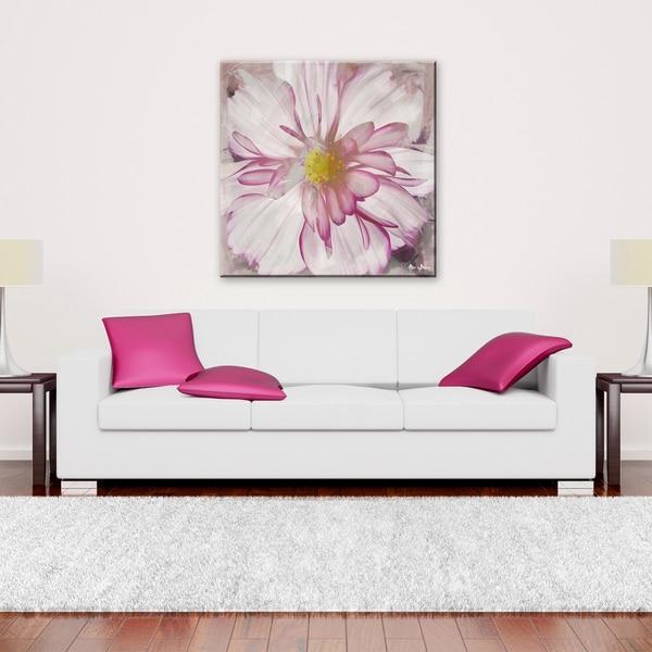 Ready2HangArt 'Painted Petals XXVII' Canvas Wall Art