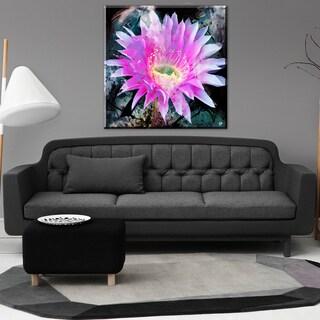 Ready2HangArt 'Painted Petals XLI' Canvas Wall Art
