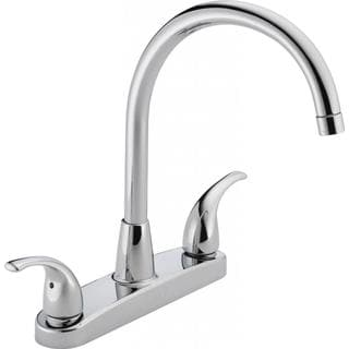 Peerless Choice Two-handle Chrome Kitchen Faucet