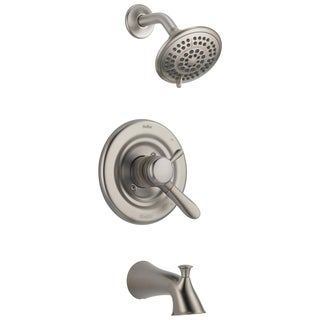 Delta Lahara Monitor(R) 17 Series Brilliance Stainless Tub and Shower Trim