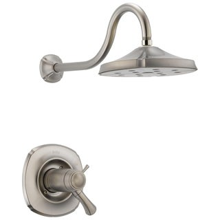Delta Addison TempAssure 17T Series H2Okinetic Shower Trim T17T292-SS Stainless