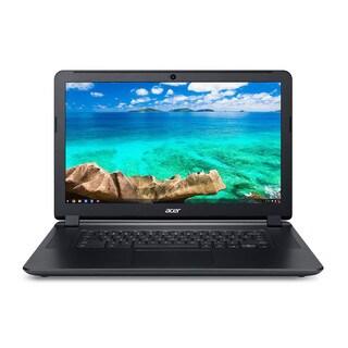 "Acer C910-C37P 15.6"" LCD Chromebook - Intel Celeron 3205U Dual-core ("