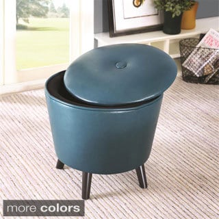Madison Park Adam Ottoman--5 Color Options