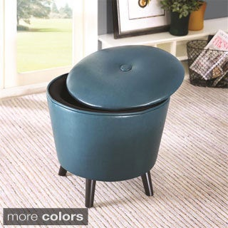 Clay Alder Home Campbell Adam Storage Ottoman