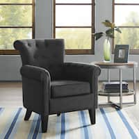 Madison Park Timmy Tufted Club Chair 2 Color Option
