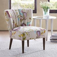 Madison Park Abby Slipper Chair