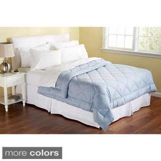Home Fashion Designs Gardenia Collection All-Season Luxury Down Alternative Comforter