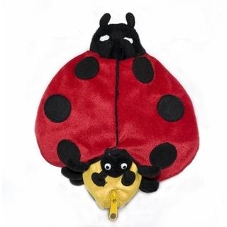 Baby Sherpa Safe 2 Go Ladybug Child Safety Harness Backpack
