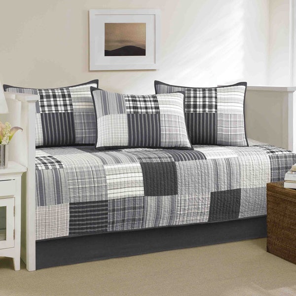 Shop Nautica Gunston 5 Piece Quilted Daybed Cover Set