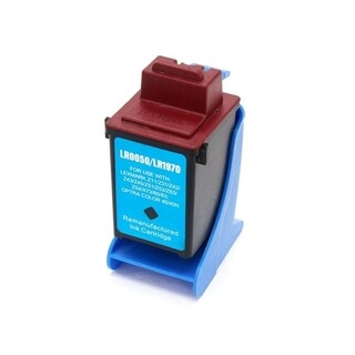 Insten Black Remanufactured Ink Cartridge Replacement for Lexmark 50/ 70
