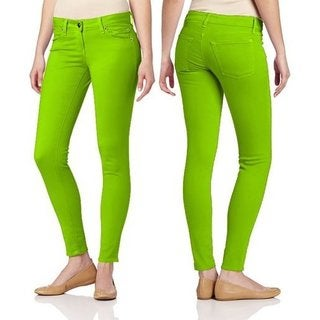 Juniors' Skinny Color Pants (More options available)