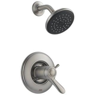 Delta Brilliance Stainless Lahara Tempassure (R) 17T Series Shower Trim