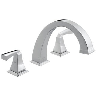 Delta Chrome Dryden Roman Tub Trim