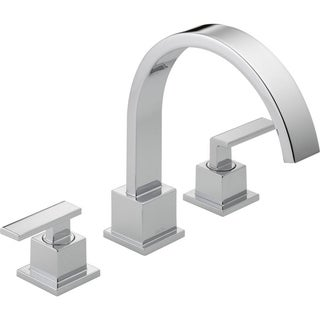 Link to Delta Vero Roman Tub Faucet Trim Chrome Similar Items in Fan Shop