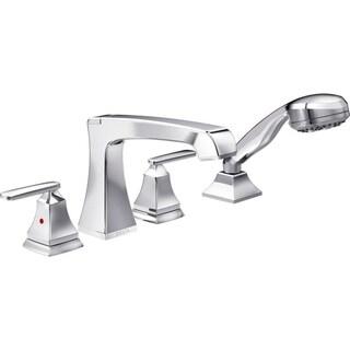Ashlyn Roman Tub and Hand Shower Trim