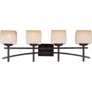 Maxim Lighting Asiana Four-Light Bath Vanity