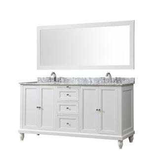 Buy Bathroom Vanities U0026 Vanity Cabinets Online At Overstock   Our Best  Bathroom Furniture Deals