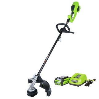 GreenWorks G-MAX 40V Digipro 14-inch Cordless String Trimmer with 2Ah Battery and Charger