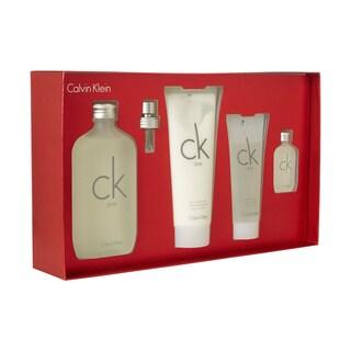 CK One 4-piece Gift Set