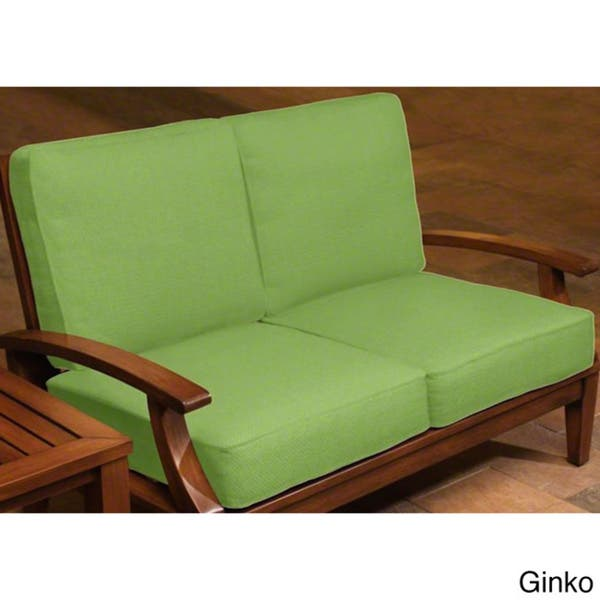 Patio Furniture Love Seat Cushion