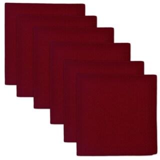 Design Imports Wine Napkin (Set of 6)