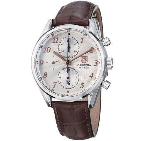 Tag Heuer Men's Carrera Silver Watch