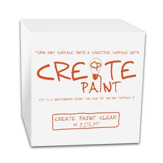 Create Paint Clear Dry Erase Whiteboard Paint