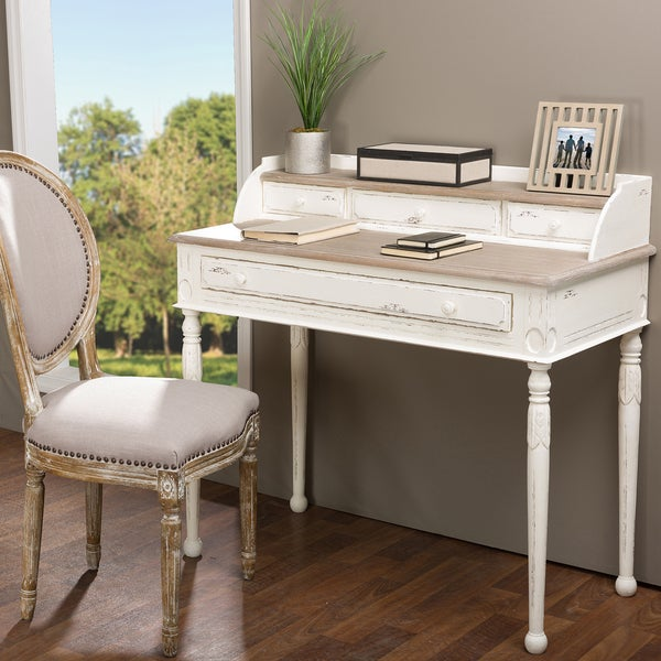 Anjou Traditional French Accent Writing Desk - Free Shipping Today