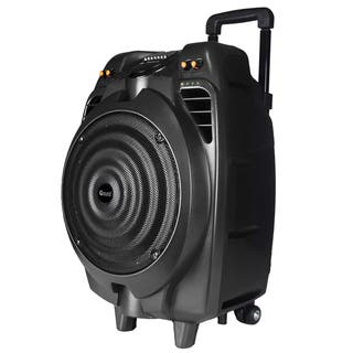 Supersonic Speaker System - 50 W RMS - Portable - Battery Rechargeabl|https://ak1.ostkcdn.com/images/products/9813870/P16979554.jpg?impolicy=medium