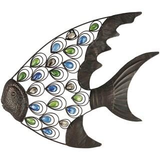 Gardman Tropical Fish Wall Art