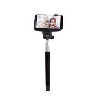 Supersonic Selfie Stick with Bluetooth Shutter Button