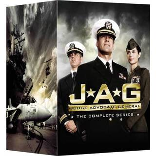 JAG: The Complete Series (DVD)