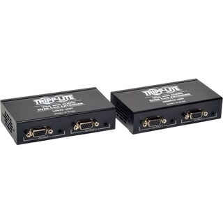 Tripp Lite VGA over Cat5 Cat6 Monitor Video Extender 2 Local 2 Remote
