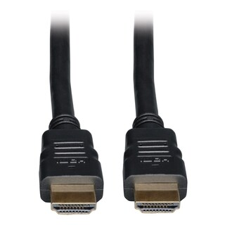 Tripp Lite Standard Speed HDMI Cable with Ethernet Digital Video with